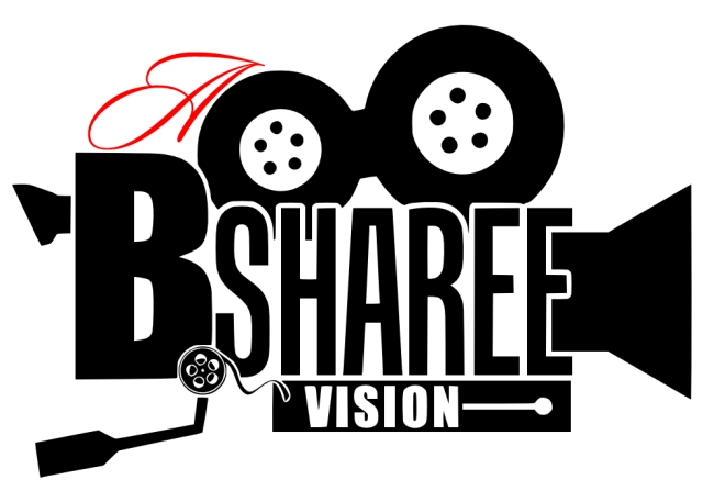 A BSharee Vision Logo (White Back)