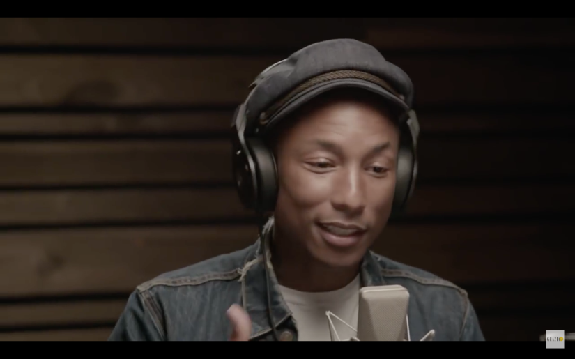 Pharrell Williams évoque Michael Jackson
